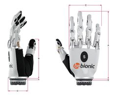 Technical Information - bebionic