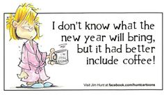 By the time Christmas and December birthdays are done......this is the way I feel about New Years!