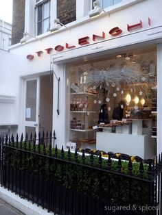 London Restaurant Ottolenghi