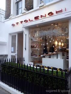 London Restaurant Ottolenghi