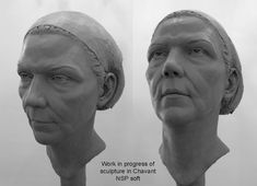 portrait sculpture by gennady.deviantart.com on @deviantART