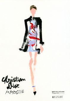 Christian Dior: Resort 2014