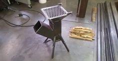 Resultado de imagen para apostol rocket stove size