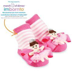 Princess Socks | Baby | Mud Pie