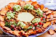 Paleo nachos opskrift