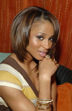 Black women are also able. Short hairstyles for African American