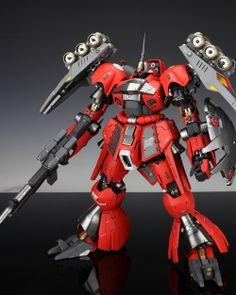 GUNDAM GUY: GSB 1/72 MSN-03 Geara Doga - Painted Build