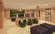 ladies changing room @ hgcgolf.nl architect Ir Bert Maessen bemaebv@hotmail.com