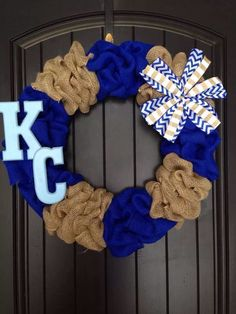 You can purchase this wreath at www.facebook.com/gracefulhome