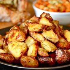 Ultra Crispy Potatoes