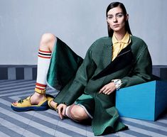 Fashion Photography by Josh Olins #inspiration #photography