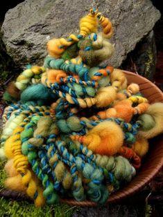 Dobby art yarn!