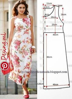 57 Ideas Sewing Patterns Free Simple Diy For 2019 Dress Sewing Patterns, Sewing Patterns Free, Clothing Patterns, Diy Clothing, Sewing Clothes, Diy Kleidung, Dress Tutorials, Fashion Sewing, Quinceanera Dresses