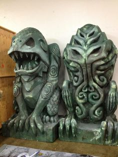 Dagon and Cthulhu