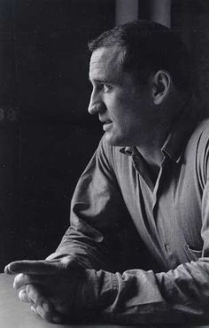 Neal Cassady in San Quentin Rrison by Harry Redl