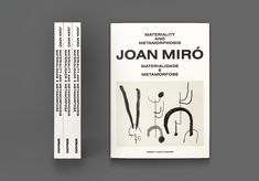 Joan Miró – Exhibition Catalogue on Behance