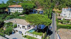 Saint-Tropez villa for sale. Villa for sale on ImmoWatcher Real Estate Saint-Tropez. Most Beautiful Cities, Beautiful Homes, St Tropez France, Sea State, Villa France, Nikki Beach, Rural House, Sitges, Saint Tropez