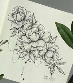 Bildergebnis für tatuaje peonia #TattooIdeasInspiration
