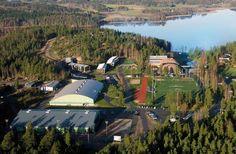 Kisakallio Sports Institute in Lohja, Finland