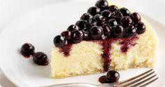 MICELI'S KITCHEN — Blueberry Mascarpone Cheesecake