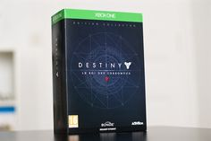[Unboxing] Destiny Le Roi des Corrompus Edition Collector