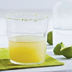 Key Lime Margarita: For a spicy jalapeño version, add 1 1/2 teaspoons jalapeño chile sauce to the shaker.