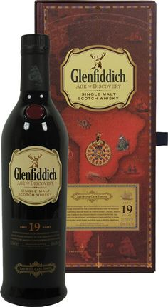 Glenfiddich Age of Discovery Red Wine Cask finish