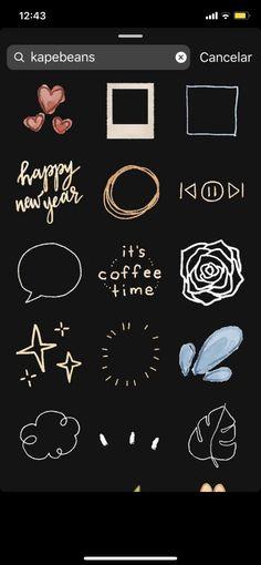 Instagram Emoji, Instagram Frame, Instagram And Snapchat, Instagram Blog, Instagram Quotes, Creative Instagram Stories, Instagram Story Ideas, Instagram Editing Apps, Photos