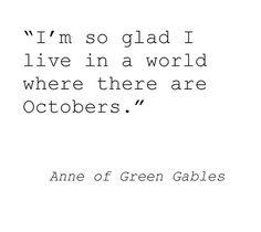 ....love...& green gables