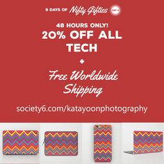 48 HRS - Free Worldwide Shipping + 20% Off Phone Cases, Laptop Sleeves and All Tech Gear!  #specialoffer #freeshipping #sale #discount #techgears #holidayshopping #christmasshopping #newyearshopping #realbargain #specialprice #savemoney #easyshopping #phonecase #phonecover #phoneskin #laptopskin #laptopsleeve #tabletcase #tabletskin #iPhonecase #chic #elegant #hip #hipster #trend #trendy #girly #feminine #masculine #prettyphones #accessories