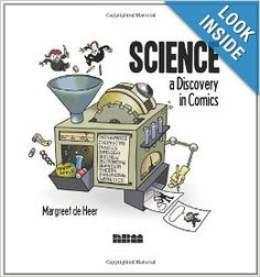 Science: A Discovery in Comics: Margreet de Heer: 9781561637508: Amazon.com: Books
