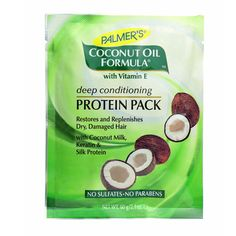 Coconut Oil Formula Deep Conditioning Protein Pack Product Image