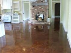 stained concrete - Google Search