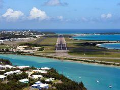 bermuda | PICTURE THIS !!!: BEAUTIFUL BERMUDA airplane photos, travel pics, karl ...