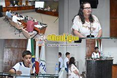 37ª REUNIÃO ORDINÁRIA TEM PARTICIPAÇÃO DE  ALUNOS DO PROJETO CIDADÃO MIRIM