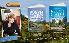 Robyn Carr books