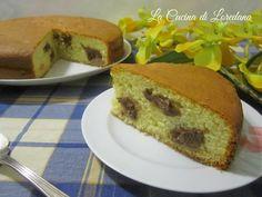 Un dolce soffice e morbido con un goloso ripieno: Torta soffice Nutella e Mascarpone semplice da preparare per una colazione meravigliosa