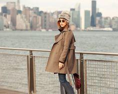 Cold weather glam @theglamourai