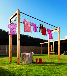 Images Of Outdoor Clothes Lines