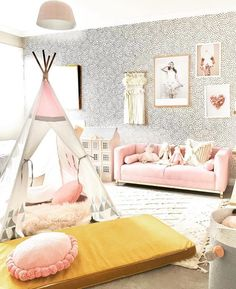 Girly bedroom ideas | Click to get inspired by Circu exclusive and unique furniture collections for girls: CIRCU.NET
