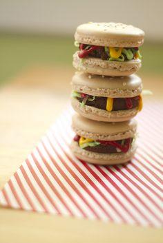 burger stack by childerhouse, via Flickr