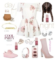 """""""summer chill"""" by allhayle-fashion on Polyvore featuring Beats by Dr. Dre, Casetify, Bloomingdale's, Rebecca Minkoff, Wet Seal and Botkier"""