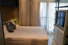 dormitório integrado