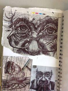 Art carnet, a level art sketchbook, sketchbook ideas, sketchbook layout, sk Kunst Portfolio, Gcse Art Sketchbook, Sketchbooks, A Level Art Sketchbook Layout, Sketching, Sketchbook Inspiration, Sketchbook Ideas, Ap Art, Painting & Drawing