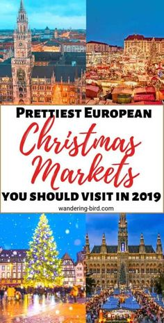 Looking for the best and BIGGEST Christmas Markets in Europe? Here are 7 of the oldest, biggest and prettiest Christmas Markets in Europe you NEED to visit. Best European Christmas Markets, Nuremberg Christmas Market, Christmas Markets Germany, Vienna Christmas, Christmas In Europe, Christmas Travel, Copenhagen Christmas Market, Christmas Events, Christmas Destinations