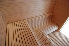 Sauna House, Sauna Room, Saunas, Sauna Shower, Portable Sauna, Sauna Design, Steam Sauna, Spa Rooms, Brick Flooring