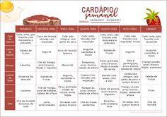 Cardápio semanal: como virar um mestre das marmitas