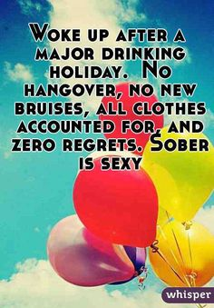 Sober is sexy - Google Search