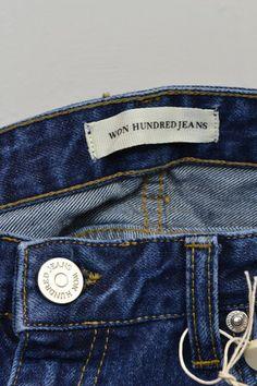 Won Hundred Jeans at Daen's fashion