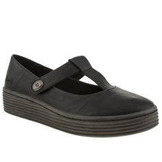Blowfish Black Basu Flats